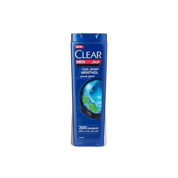 Clear Shampoo Cool Sport Male 400ml