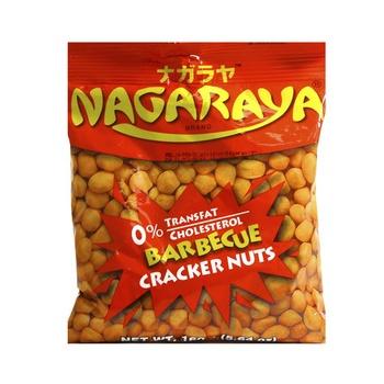 Nagaraya Cracker Nuts Bbq 160g