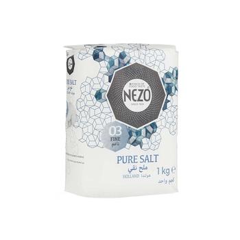 Nezo Fine Pure Salt Blue Packet 1kg