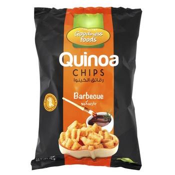 Goodness Foods Quinoa Barbecue 75g