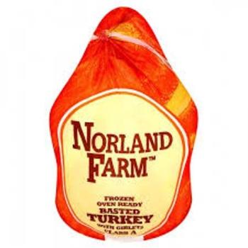 Norland Frozen Turkey 3.5 Kg to 6 Kg
