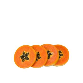 Papaya India Slice