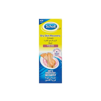 Scholl Foot Care Dry Skin Recovery Cream 60ml