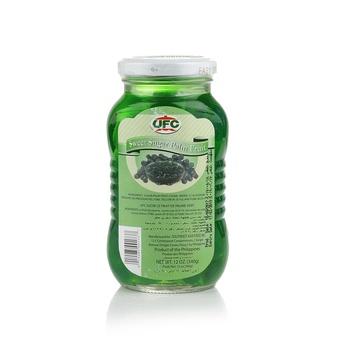 Ufc Sweet Sugar Palm Fruit Green 340g
