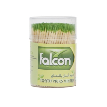Falcon Toothpicks Minted 400s