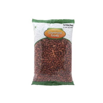 Goodness Foods Red Kidney Beans (Rajma) 1 kg
