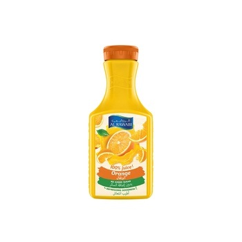 Al Rawabi Orange Juice 1.5 ltr