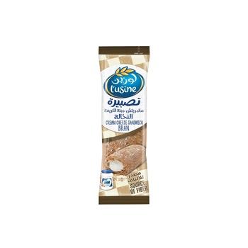 Lusine Bran Cream Cheese Sandwich 112g