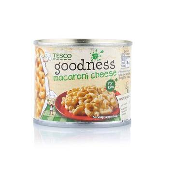 Tesco Goodness Macaroni Cheese 215g