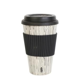 Bamboo Fibre Coffee Mug