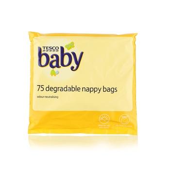 Tesco My Babys Nappy Bag 75g