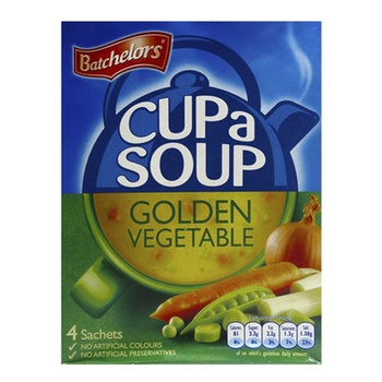 Batchelors Cup A Soup Golden Vegetable 82g