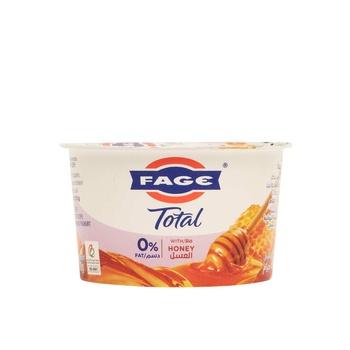 Fage Yogurt With Honey 0% 170Gm
