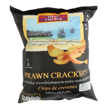 Thai Choice Crispy Prawn Crackers 35g