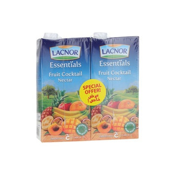 Lacnor Mix Fruit 2 x 1ltr @ 25% Off
