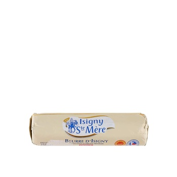 Isigny Butter Roll Unsalted 250G