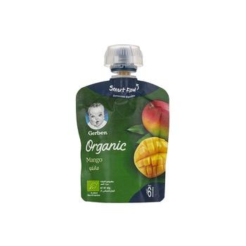 GERBER Organic Puree Mango 90g