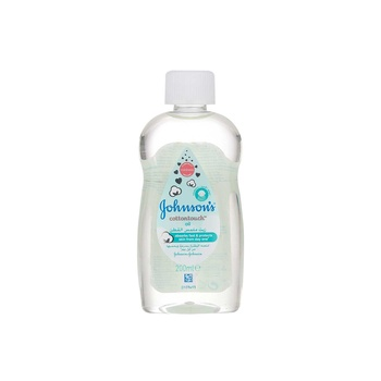 Johnsons Cotton Touch Oil 200Ml