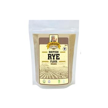 London Superfoods Organic Rye Flour 300g