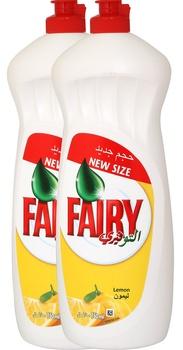 Fairy Lemon 2 X 750 ml