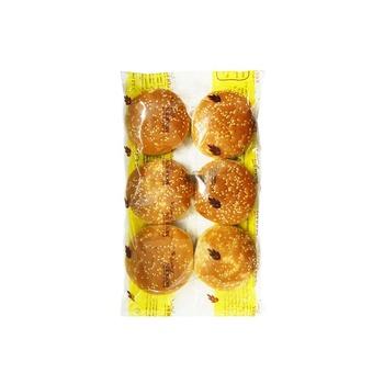 Modern Burger Bun Sesame Bread