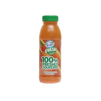 Al Ain Fresh Carrot Juice 330ml