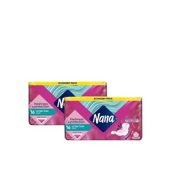 Nana Ultra Super Wings 16s Pack of 2