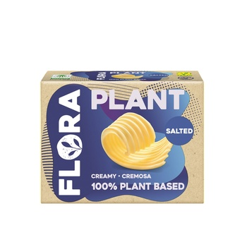 Flora Plant 250 G Wrap Salted