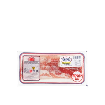 Farmers Choice Unsmoked Stky Bacon 200g