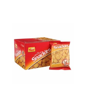 Nabil Snackits Chilli & Tangy 12X40g