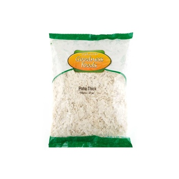 Goodness Foods Poha Thick 500g