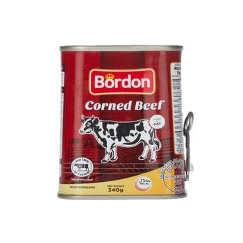 Bordon Corned Beef (Halal) 340g