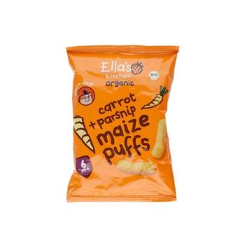 Ellas Organic Carrot+Parsnip Melty Puff