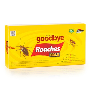 Dutch & Habro Good Bye Roaches Gold - 30 g