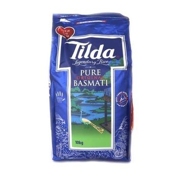 Tilda Pure Original Basmati Rice 10kg