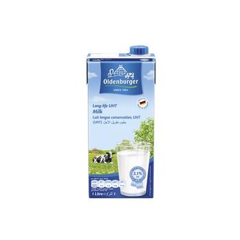Oldenburger Uht Milk Full Cream 1ltr
