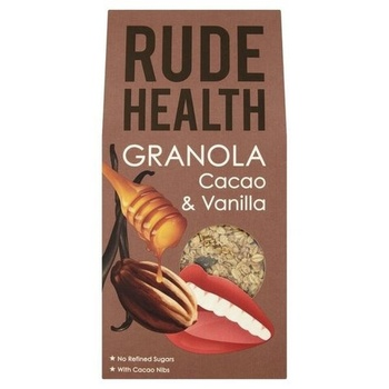 Rude Health Cacao & Vanila Granola 500g