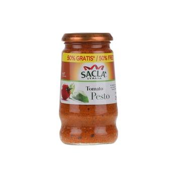 Sacla Red Pesto 50% Free 290g