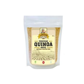 London Superfoods White Quinoa Gluten Free 350g