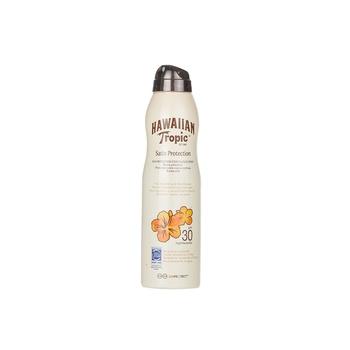 Hawaiian Tropic Satin Protection Continous Spray Sunscreen Lotion SPF 30 220ml