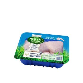 Alyoum Chicken W/Leg Fresh 900g