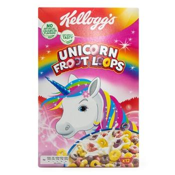 Kellogg's Froot Loops Regular Unicorn 375g
