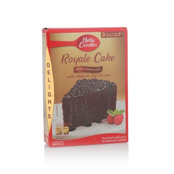 Betty Crocker Royale Cake 610g