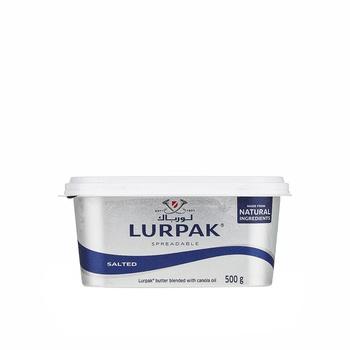 Lurpak Salted Spreadable Butter 500g