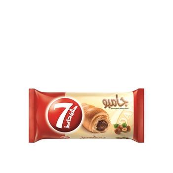 7Days Croiss Jumbo Hazelnut & Cocoa 100G
