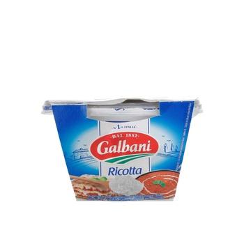 Galbani Ricotta Finetta 45%Fdm Ddat 250