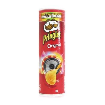 Pringles Potato Chips Original 165g