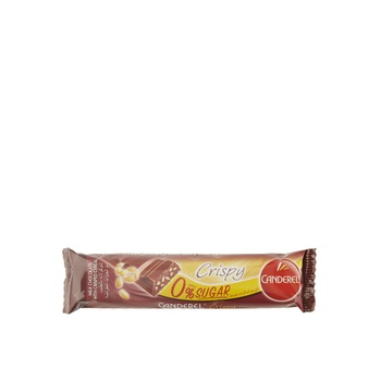 Canderel Choco Milk & Nuts  27gm