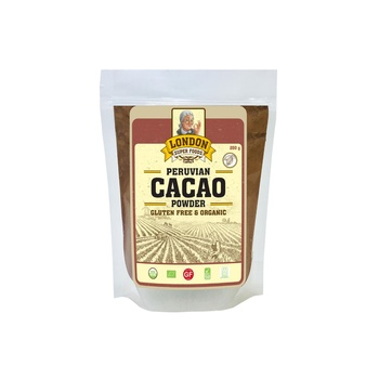 London Superfoods Organic Cacao Powder Gluten Free 250g