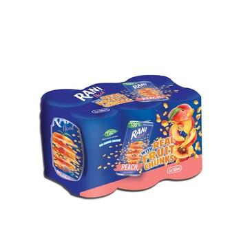 RANI Float NAS Peach  6X180 ml